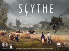 11 - Scythe