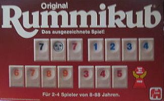 Rummikub (Jumbo)