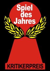 Spiel des Jahres - Logo