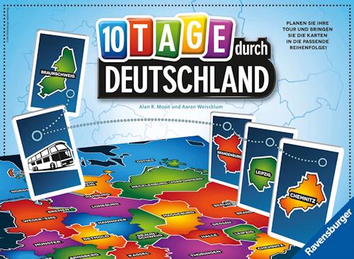 """Rezension """"10 Tage durch Deutschland"""""""