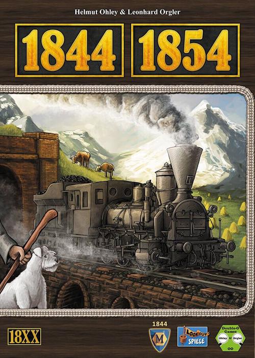 "Rezension ""1844/1854"""