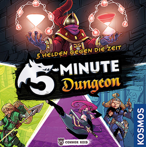 "Rezension ""5-Minute Dungeon"""