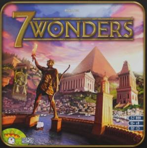 "Rezension ""7 Wonders"""