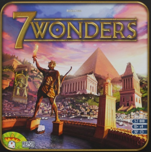 "Rezension ""7 Wonders"""