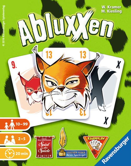 """Rezension """"Abluxxen"""""""