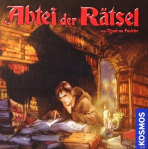 "Rezension ""Abtei der Rätsel"""