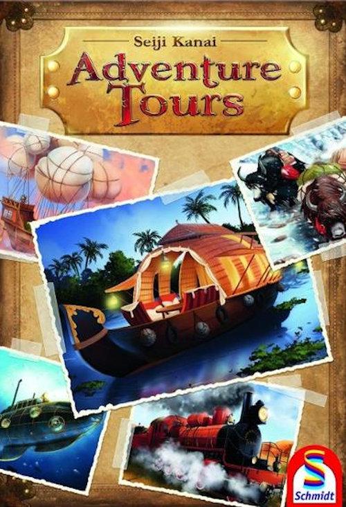 """Rezension """"Adventure Tours"""""""