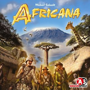 "Rezension ""Africana"""