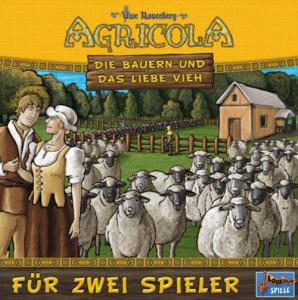 """Rezension """"Agricola – die Bauern und das liebe Vieh"""""""