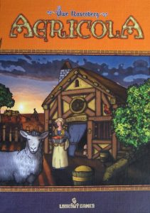 "Rezension ""Agricola"""