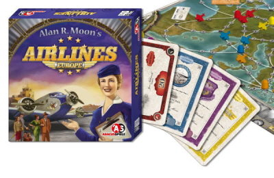 Airlines Europe (Abacus Spiele)