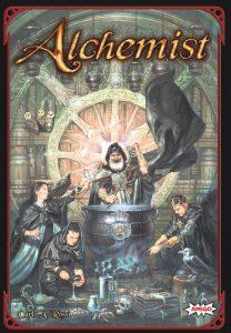 "Rezension ""Alchemist"""