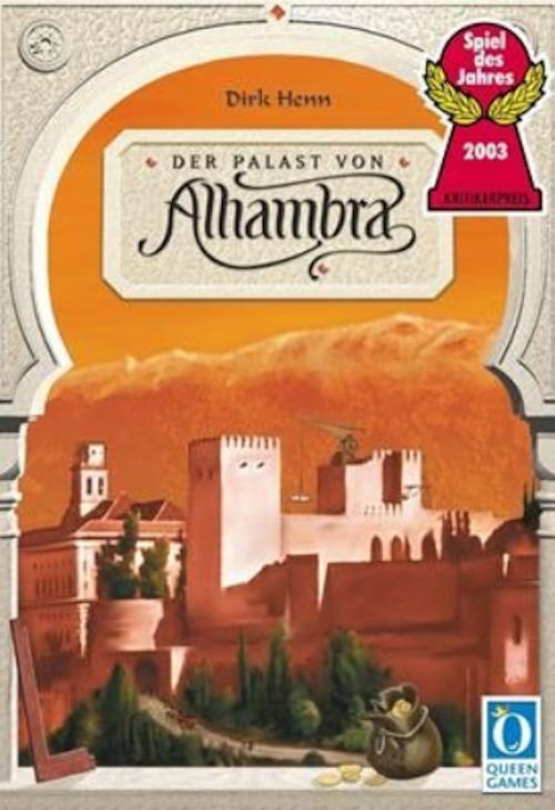 "Rezension ""Alhambra"""