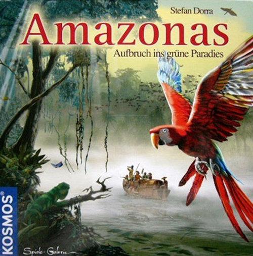 Amazonas (Kosmos)