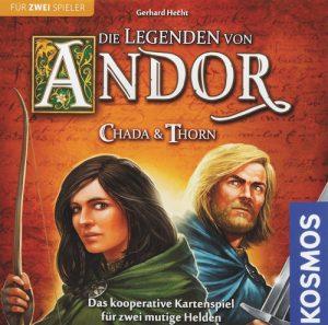 """Rezension """"Die Legenden von Andor – Chada & Thorn"""""""