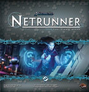 "Rezension ""Android Netrunner"""