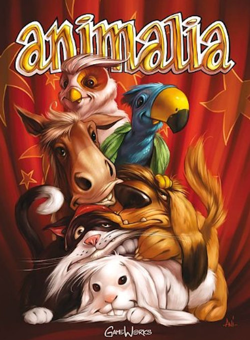 "Rezension ""Animalia"""