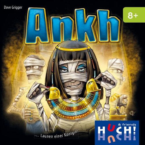 """Rezension """"Ankh"""""""