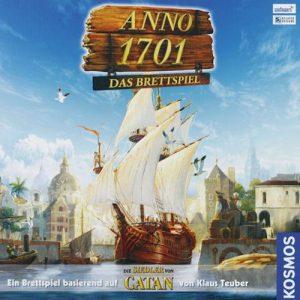 """Rezension """"Anno 1701"""""""