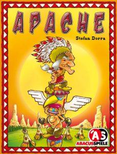 """Rezension """"Apache"""""""