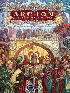"Rezension ""Archon – Glory & Machination"""