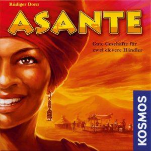 """Rezension """"Asante"""""""