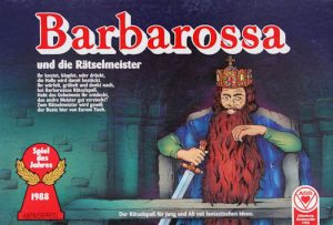 "Rezension ""Barbarossa"""