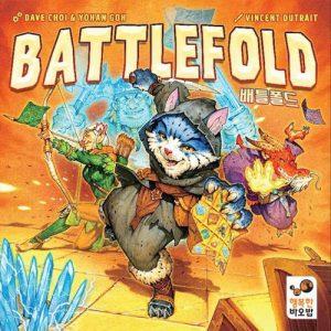 "Rezension ""Battlefold"""