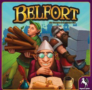 """Rezension """"Belfort"""""""
