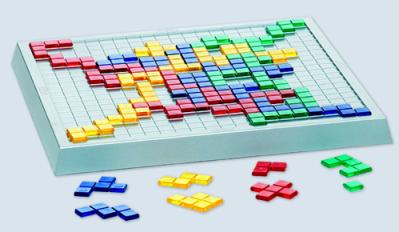 Blokus (Winning Moves)