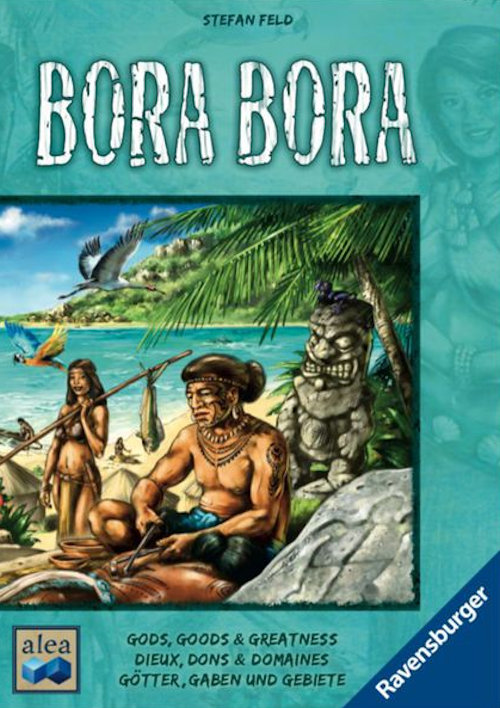 "Rezension ""Bora Bora"""