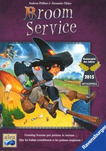 "Rezension ""Broom Service"""