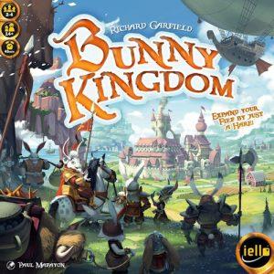 """Rezension """"Bunny Kingdom"""""""