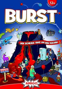 "Rezension ""Burst"""