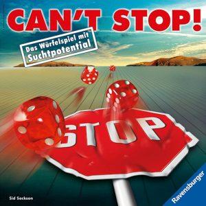 """Rezension """"Can't Stop"""""""