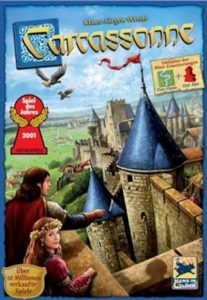 """Rezension """"Carcassonne"""""""