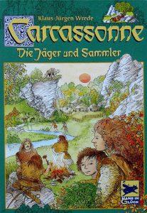 """Rezension """"Carcassonne – Die Jäger und Sammler"""""""