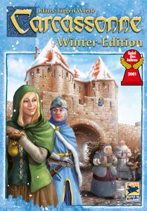 "Rezension ""Carcassonne Winter-Edition"""
