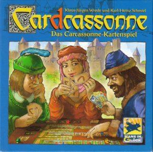 """Rezension """"Cardcassonne"""""""