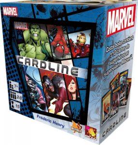 "Rezension ""Cardline Marvel"""