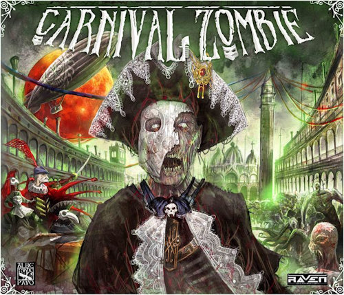 "Rezension ""Carnival Zombie"""