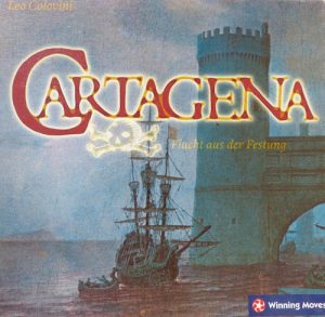 "Rezension ""Cartagena"""