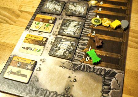 Caverna - Höhle gegen Höhle (Lookout Spiele)