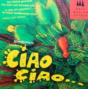 """Rezension """"Ciao Ciao"""""""