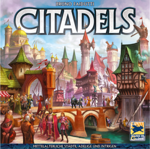 "Rezension ""Citadels"""