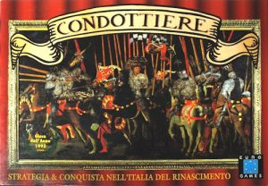 """Rezension """"Condottiere"""""""