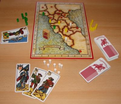 Condottiere (Eurogames)