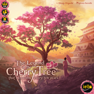 "Rezension ""The Legend of the Cherry Tree"""