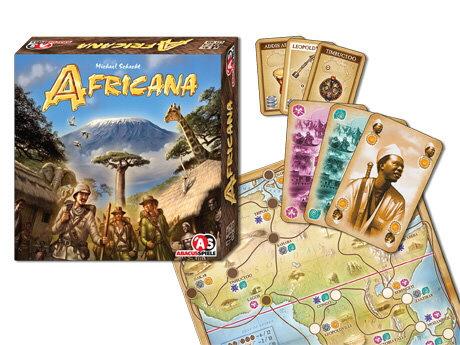 Africana (Abacus Spiele)