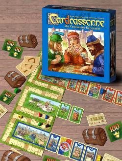 Cardcassonne (Hans im Glück)